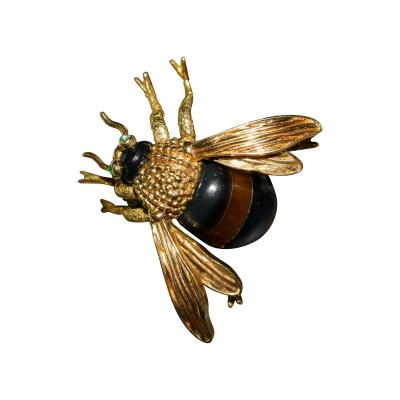 Van Cleef Arpels Van Cleef and Arpels Bee Brooch