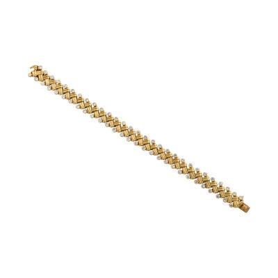 Van Cleef Arpels Van Cleef and Arpels Grain de Ble Bracelet
