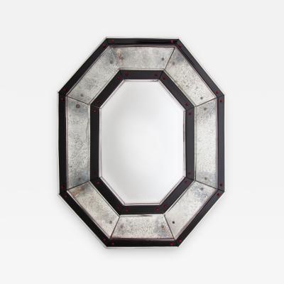 Venini 1940s Murano mirror by Venini