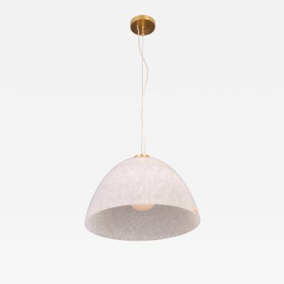 Venini Large Open Bottom Venini Pendant Lamp