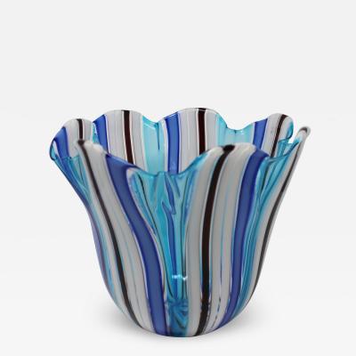Venini Special Edition Fazzoletto Handkerchief Vase by Venini
