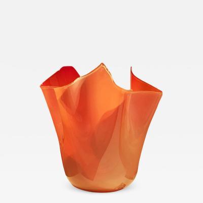 Venini Venini Fazzoletto Vase
