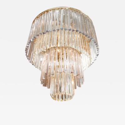 Venini Venini Glass Suspension Lamp