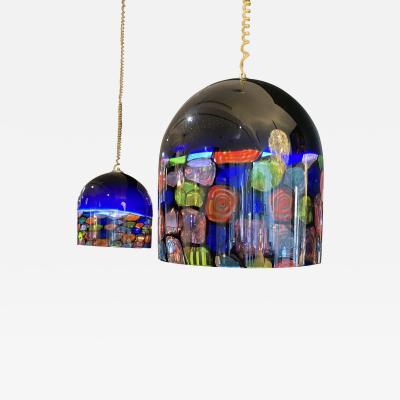 Venini Venini glass ceiling pendants