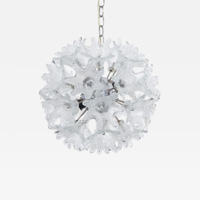 Venini Vintage Espirit Murano Glass Chandelier