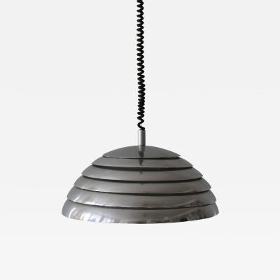Vereinigte Werkst tten M nchen Large Mid Century Modern Pendant Lamp by Vereinigte Werkst tten M nchen 1960s