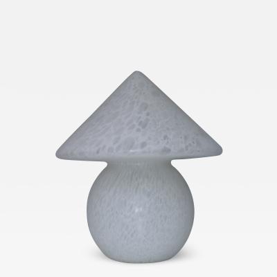 Vetri Murano 1970s Italian Glass Mushroom Murano Lamp
