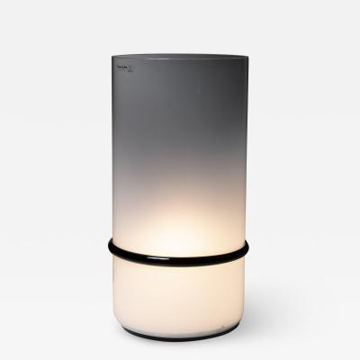 Vetri Murano Italian 80s Table Lamp by Murano Due