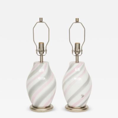 Vetri Murano Vetri Murano Glass Lamps