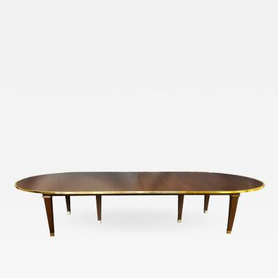 Victoria Son Canabas Dining Table