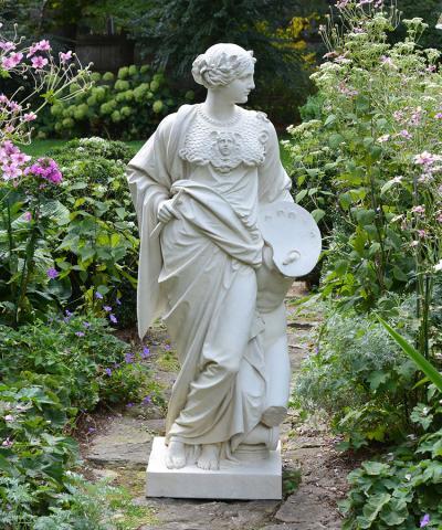 Villeroy Boch Villeroy Boch Stoneware Figure of the Applied Arts