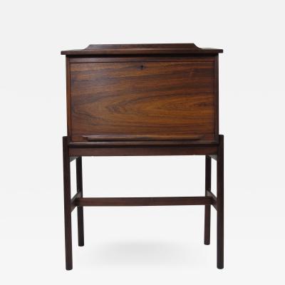 Vinde Mobelfabrik Arne Wahl Iversen Standing Rosewood Desk