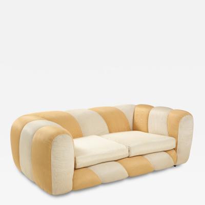 Vivai del Sud Vivai del Sud Italian Two Seat Sofa