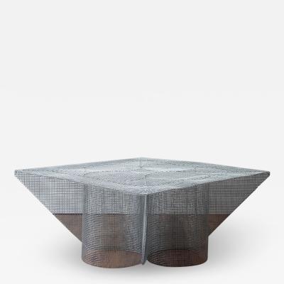 Voukenas Petrides Kissing Circles Coffee Table