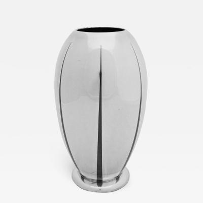 WMF Art Deco Silver Vase by WMF Ikora Germany