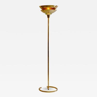 WOKA Lamps Vienna WOKA 1926 Deutsches Bauhaus Floor Lamp Licensed Reissue