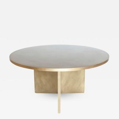 WUD The Round Vega Dining Table by WUD