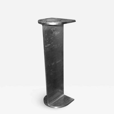 WYETH WYETH NATURAL STEEL I BEAM PEDESTAL