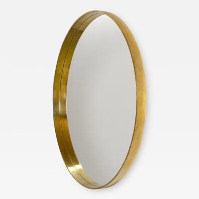 WYETH WYETH ORIGINAL 55 MINIMALIST ROUND MIRROR IN BRONZE