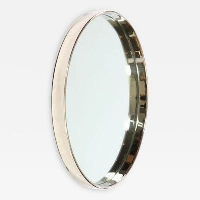 WYETH WYETH WYETH ORIGINAL 46 5 ROUND MIRROR IN STAINLESS STEE