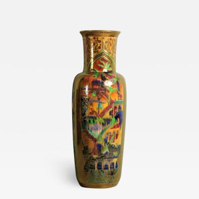 Wedgwood Wedgwood Fairyland Flame Lustre Pillar Vase