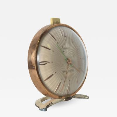 Westclocx Westclox BIG BEN Brass Alarm Clock of Tomorrow Vintage 1955 USA