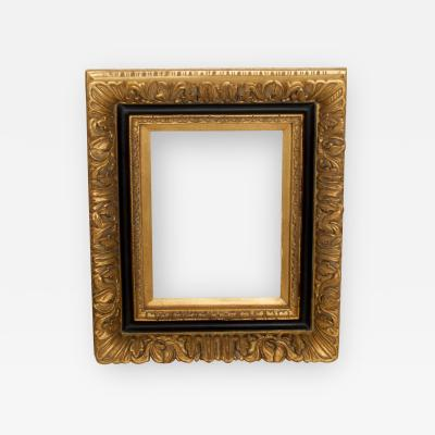 William Haines Inc Vintage Regency Elegant Gold Wood Frame with Ornamentation Gilt Trim