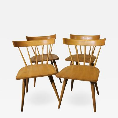 Winchendon Furniture Company Paul McCobb Planner Group Windsor Chairs