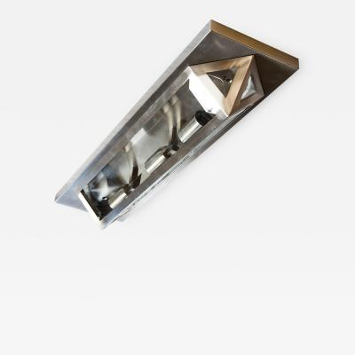 Woka Bespoke Design WOKA Pyramid Wall Lamp Flush Mount 2017 Edition