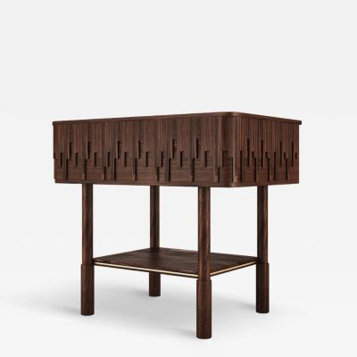 Wood Tailors Club Campbell NIGHTSTAND