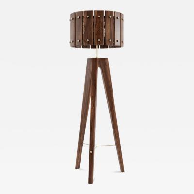 Wood Tailors Club Charles FLOOR LAMPS