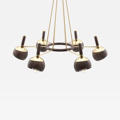 Wood Tailors Club Essen SUSPENSION LAMP