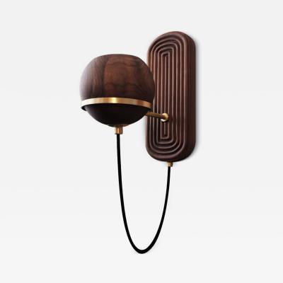 Wood Tailors Club Fleming WALL LAMP