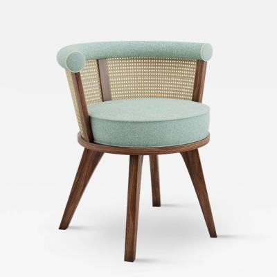 Wood Tailors Club George DINING CHAIR