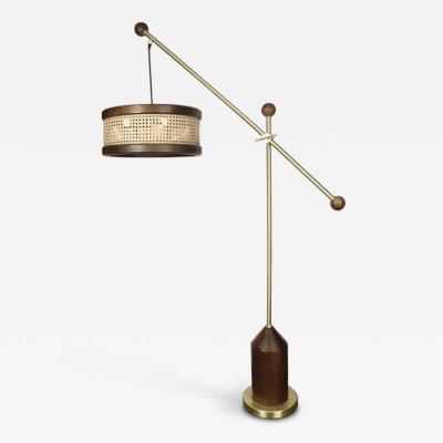 Wood Tailors Club Hamilton FLOOR LAMP