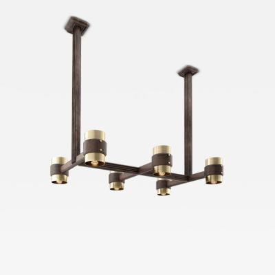 Wood Tailors Club Whittle SUSPENSION LAMP