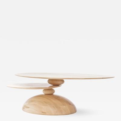 Wooda Cairn Coffee Table designed for Wooda by Alvaro Uribe