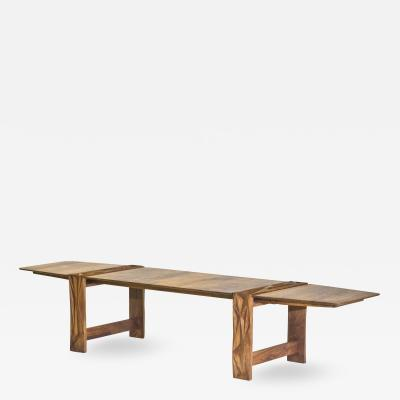 Wooda Facet Dining Table designed for Wooda by Laura Mays