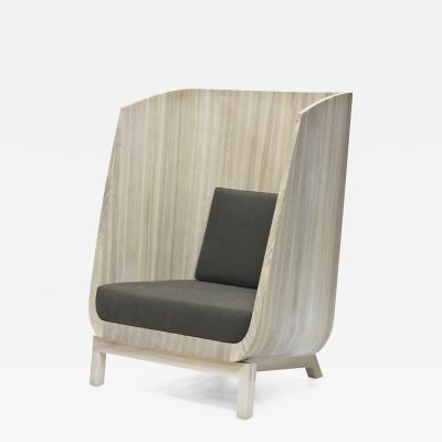 Wooda Husk Chair designed for Wooda by Laura Mays