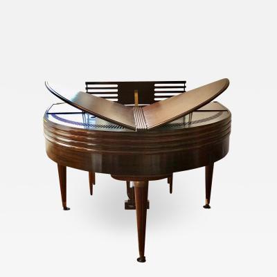 Wurlitzer Wurlitzer Butterfly Baby Grand Piano Art Deco Streamline