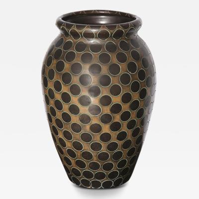 Zaccagnini Large Scale Vase by Zaccagnini