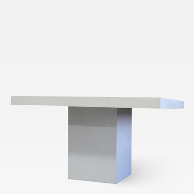 Zachary A Design Slab Square Dining Table