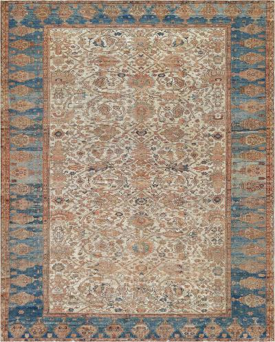 Ziegler Company Traditional Handwoven Wool Persian Ziegler Sultanabad Rug