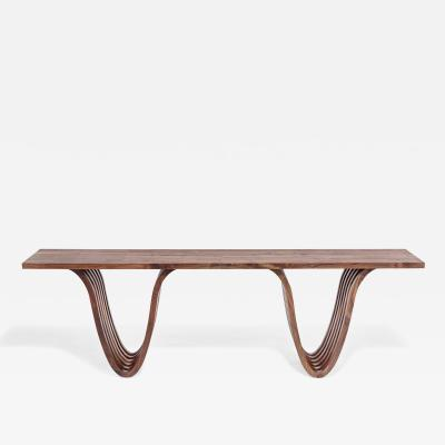 Zimmerman Workshop Ottra Console Table