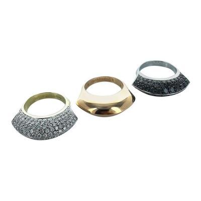 de Grisogono de Grisogono Three Gold Rings