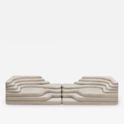 de Sede DS 1025 Sofa by De Sede