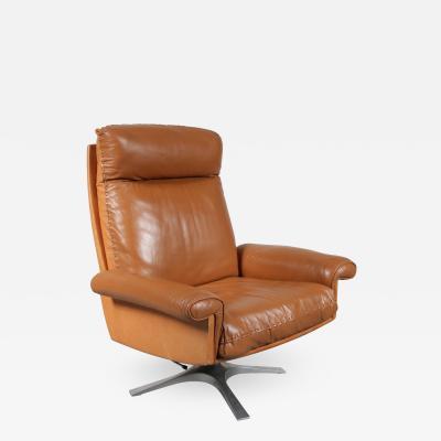 de Sede DS 31 Lounge Chair by De Sede Switzerland 1970