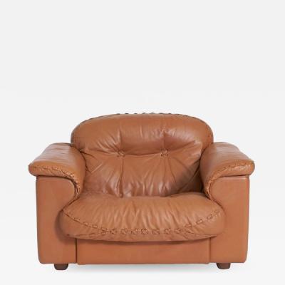 de Sede De Sede Leather DS 101 Lounge Chair