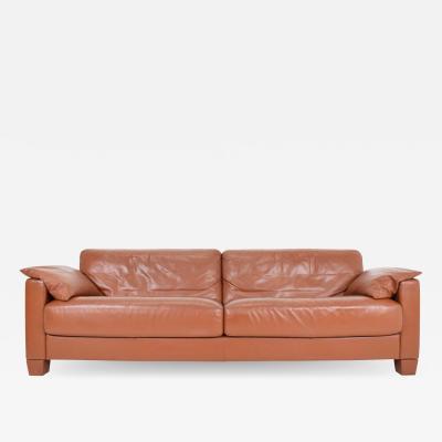 de Sede De Sede Leather Sofa