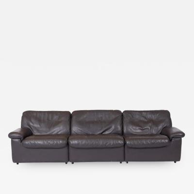 de Sede De Sede Leather Sofa DS 66